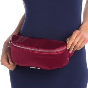 Madden Girl Satin Belt Bag